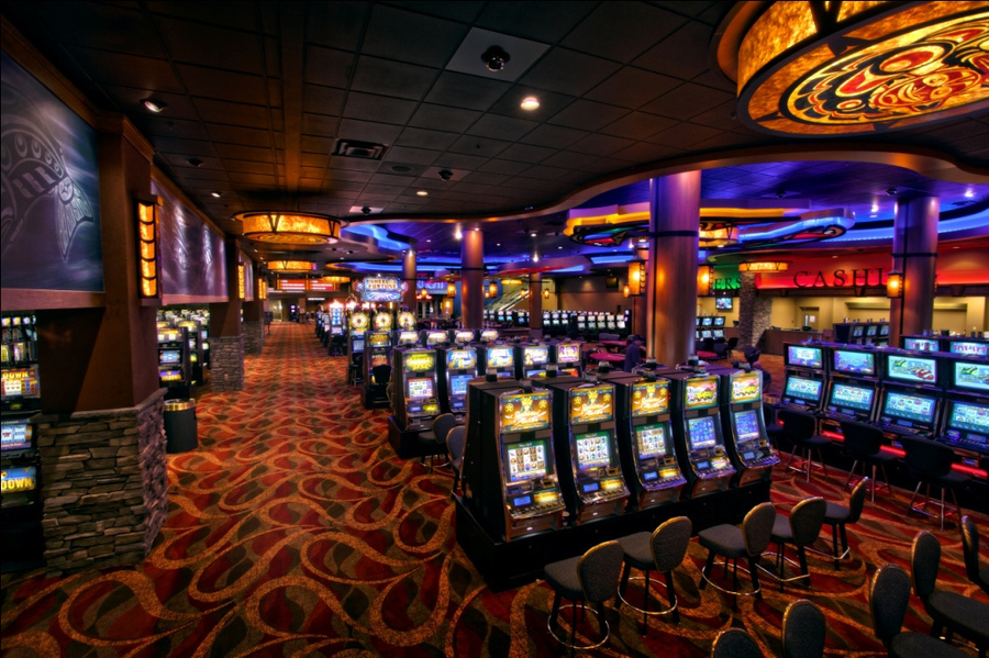 Auburn muckelshoot casino map of casinos in missouri