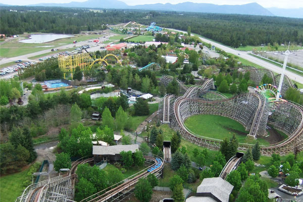 photograph relating to Printable Coupons Silver Dollar City known as Printable coupon codes for silverwood topic park - Dave and