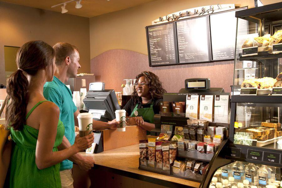 Starbucks At Caribbean Resort Myrtle Beach Sc Jobs