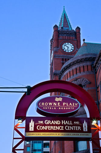 State Farm Perks >> Crowne Plaza Indianapolis - Downtown Union Station ...