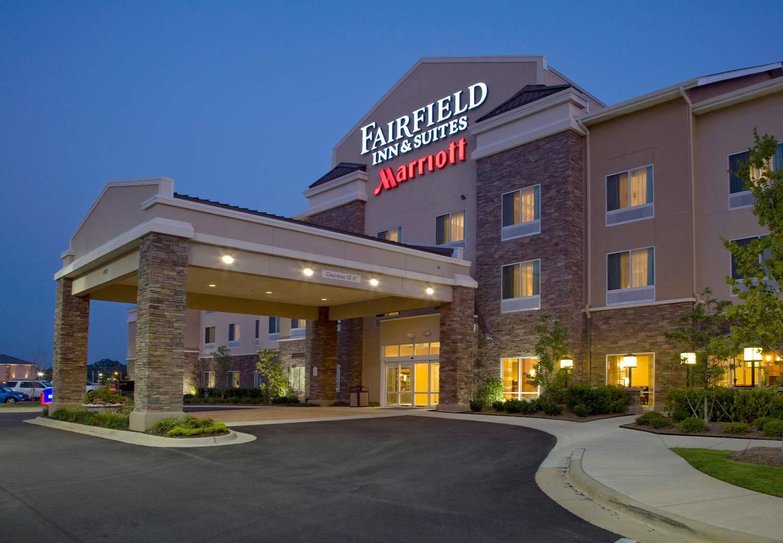 Fairfield Inn Amp Suites Montgomery Eastchase Parkway