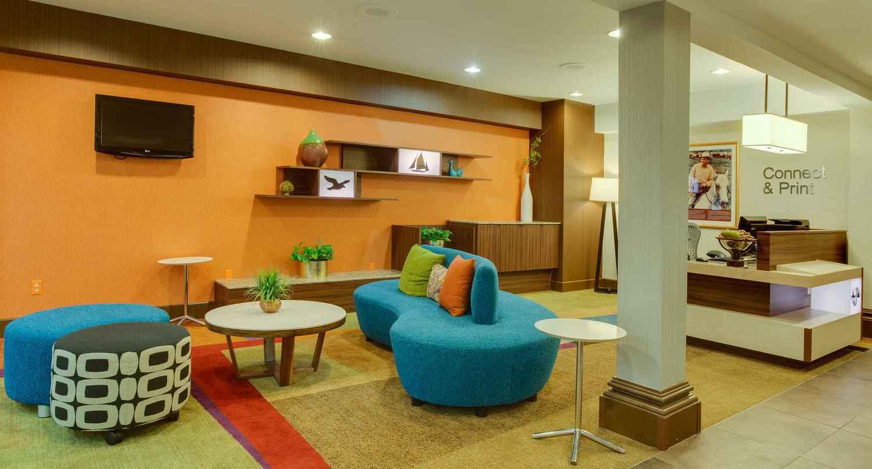 Fairfield Inn Suites Jacksonville Airport