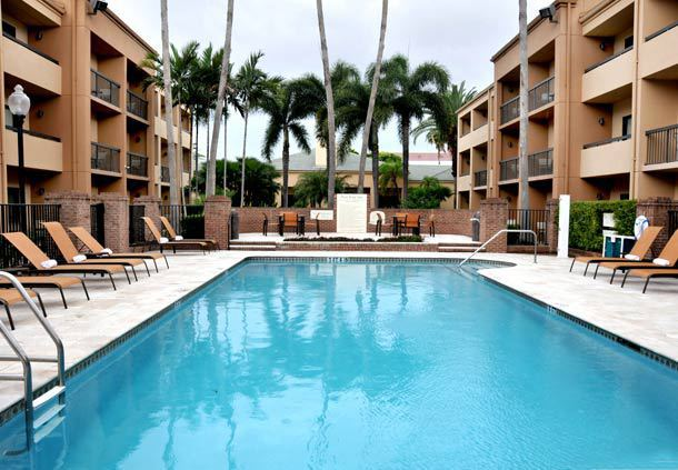 Courtyard Marriott West Palm Beach Northpoint Parkway