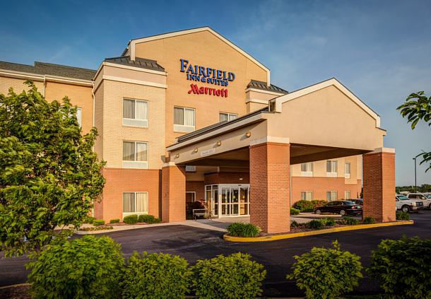 Fairfield inn suites indianapolis noblesville for Marriott hotels near indianapolis motor speedway