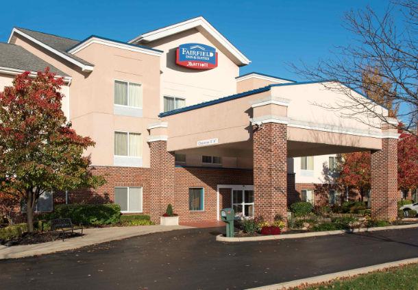 Fairfield Inn Amp Suites Columbus East Reynoldsburg Oh