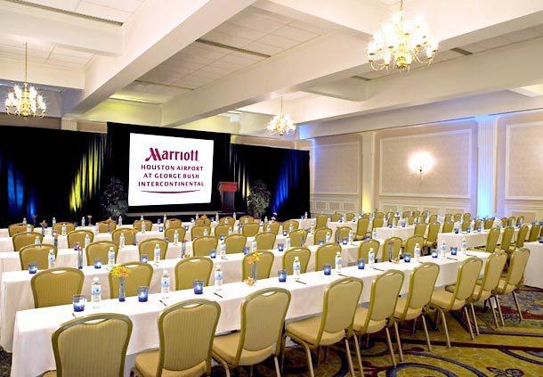 Hotel Houston Airport Marriott At George Bush Intercontinental