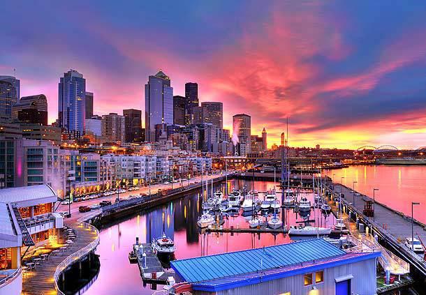 ... - Market Sq... Waterfront Hotels Seattle Wa