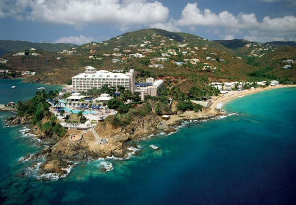 St Thomas Villa Resort Marriott Frenchmans