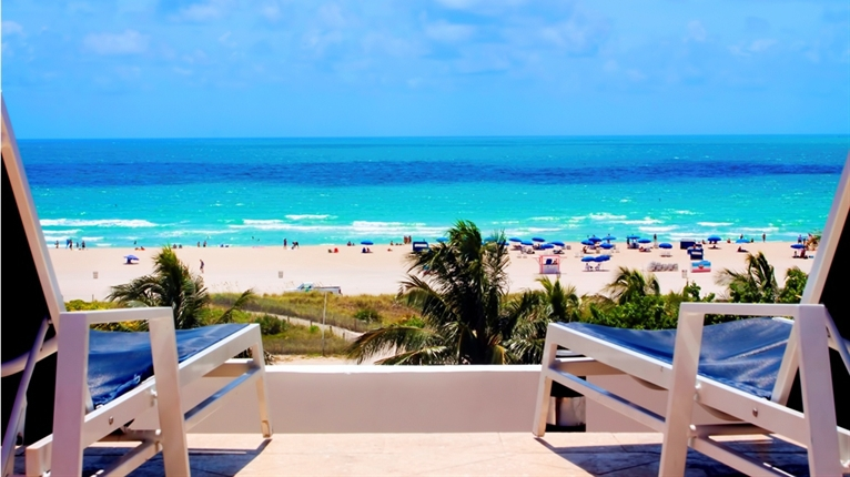Beachfront Hotels In South Beach Miami Florida