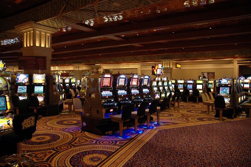 Windsor casino valet parking