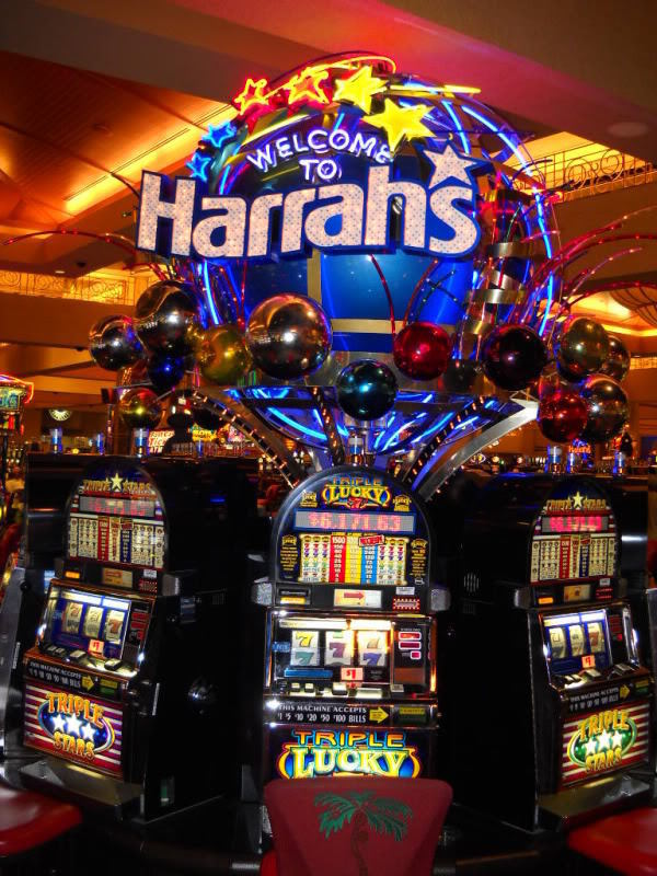Harrahs casino and technology the biggest casino in the world
