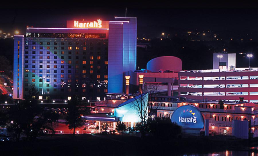 Harrah's council bluffs poker tournaments