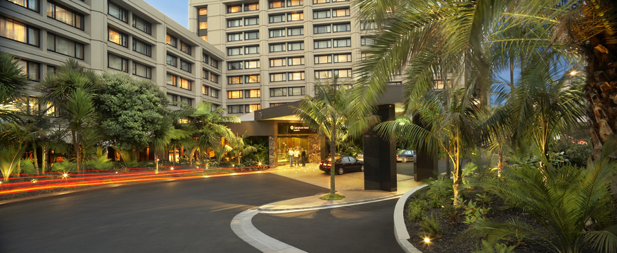 Great Eagle Hotels Auckland Limited Benbie