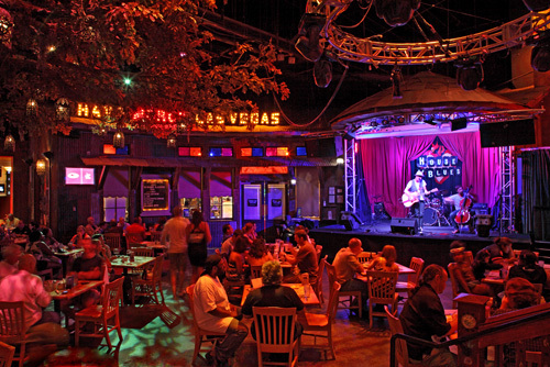 Crossroads Room House Of Blues Las Vegas