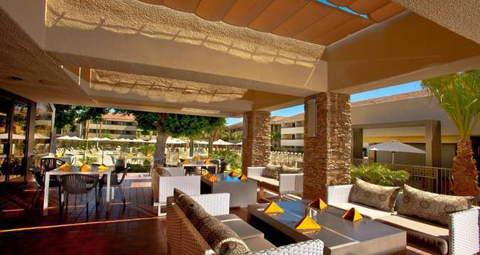 Hilton palm springs palm springs ca jobs hospitality for Hotel terrace and restaurant