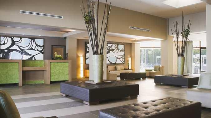 Jobs at doubletree by hilton hotel monrovia pasadena Small hotel lobby