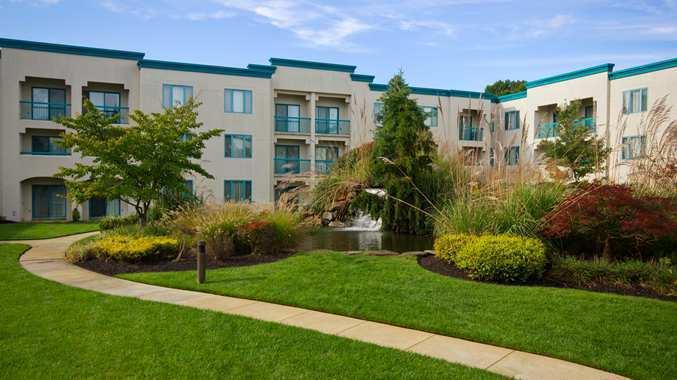 Doubletree suites by hilton hotel mt laurel mount laurel for Hotels 08054