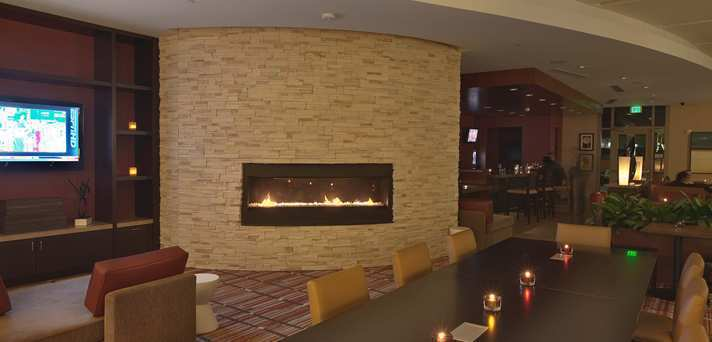 Embassy suites palmdale palmdale ca jobs hospitality - Fireplace between two rooms ...