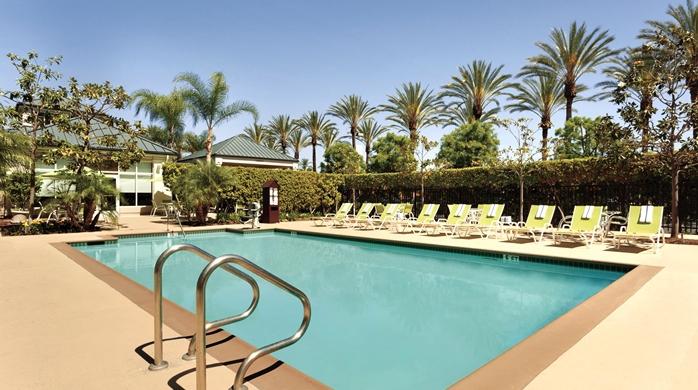 Hilton garden inn anaheim garden grove garden grove ca for Leslie pool garden grove