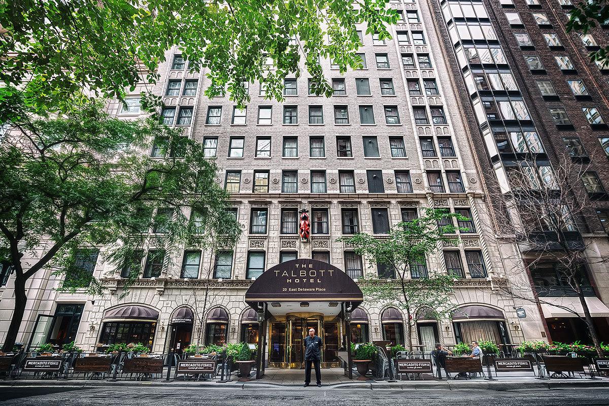 Talbott hotel chicago il jobs hospitality online for Talbott hotel chicago