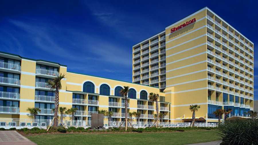Sheraton Virginia Beach Oceanfront Hotel Virginia Beach