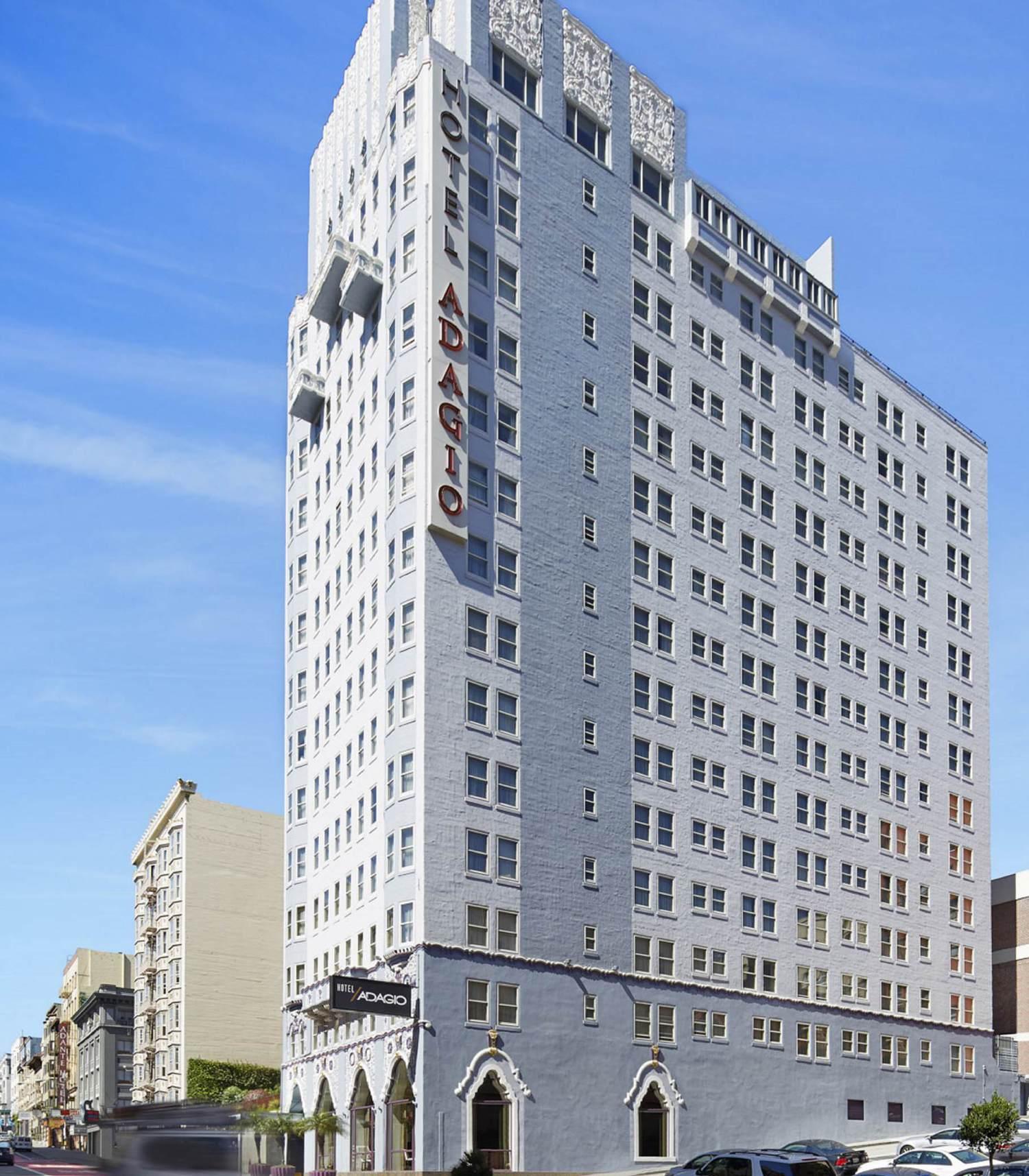 Trip Advisor San Francisco Hotel: Hotel Adagio, Autograph Collection®, San Francisco, CA