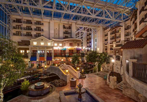 DFW Hotels in Grapevine TX  Gaylord Texan Resort