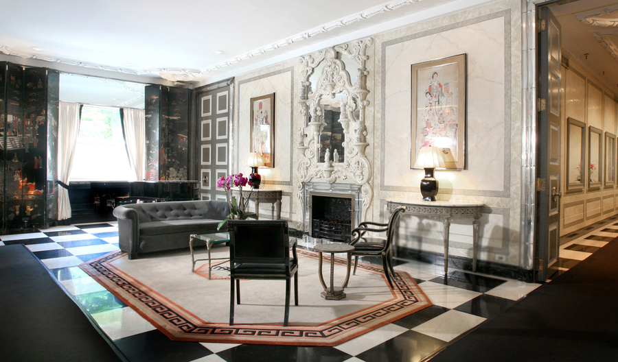 Hampshire house new york ny jobs interior design for Interior design new york jobs
