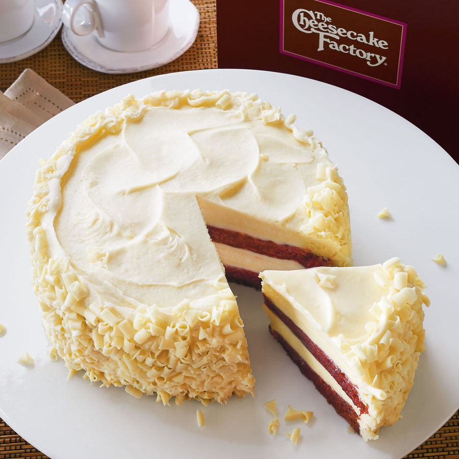 Cheesecakes: Order Cheesecake Factory Cheesecakes Online