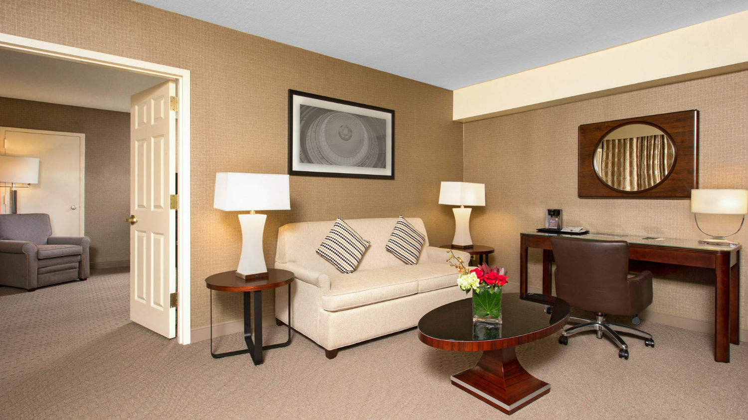 Hotels in Columbia, MD | Sheraton Columbia Town Center Hotel