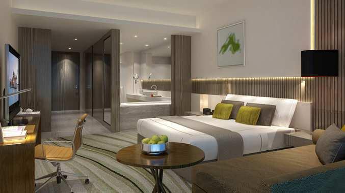Doubletree by hilton hotel doha old town doha qatar jobs for Design hotel qatar