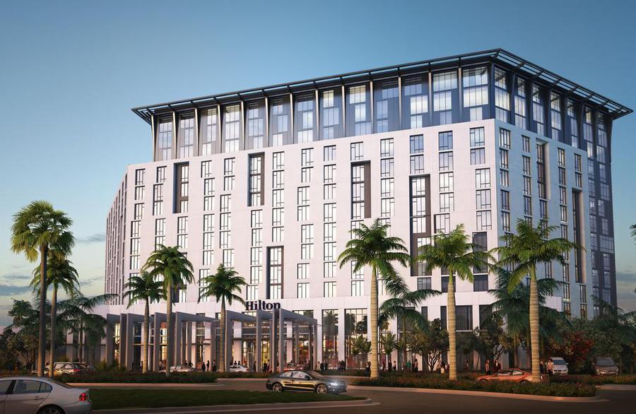 Hilton West Palm Beach Fitness