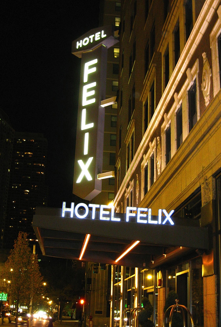 hotel felix chicago chicago il jobs hospitality online. Black Bedroom Furniture Sets. Home Design Ideas