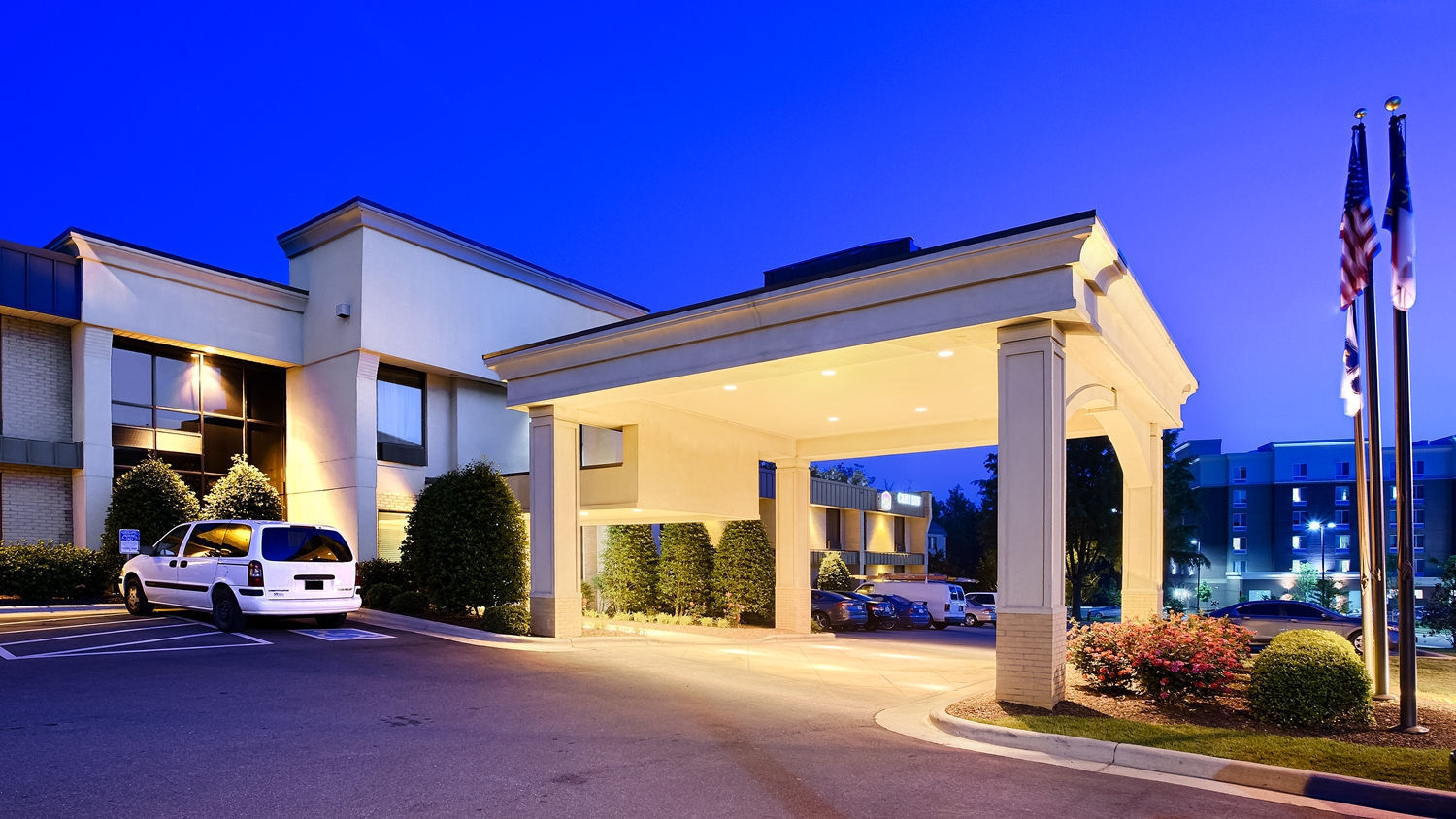 Best western plus cary cary nc jobs hospitality online for Best hotels by state