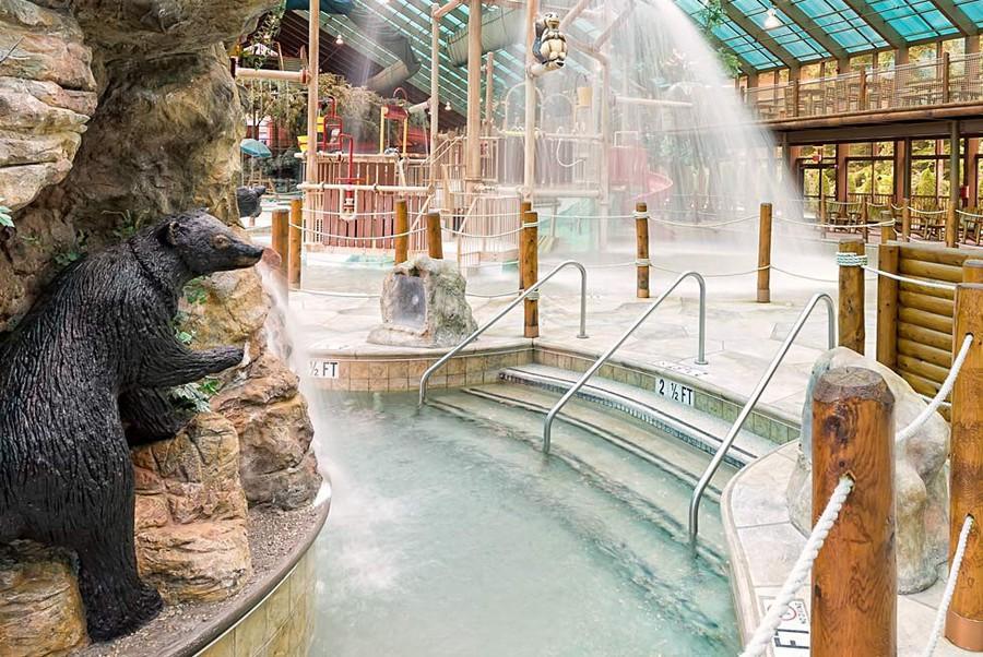 Westgate smoky mountain resort spa gatlinburg tn jobs for About you salon gatlinburg tn