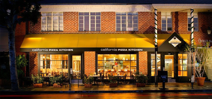Stoneridge Mall California Pizza Kitchen