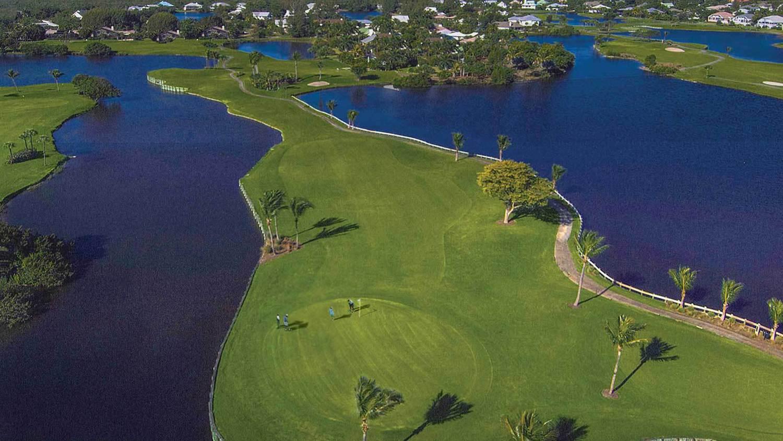 Dunes Golf Course Sanibel Island Fl