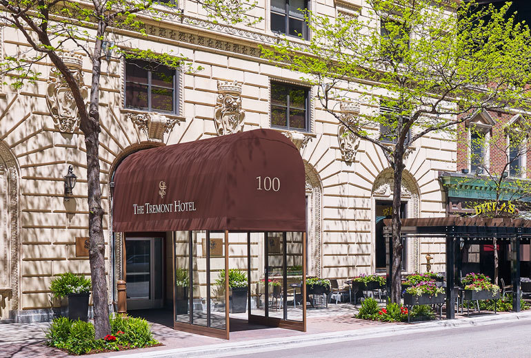 The Tremont Chicago Hotel At Magnificent Mile Chicago Il