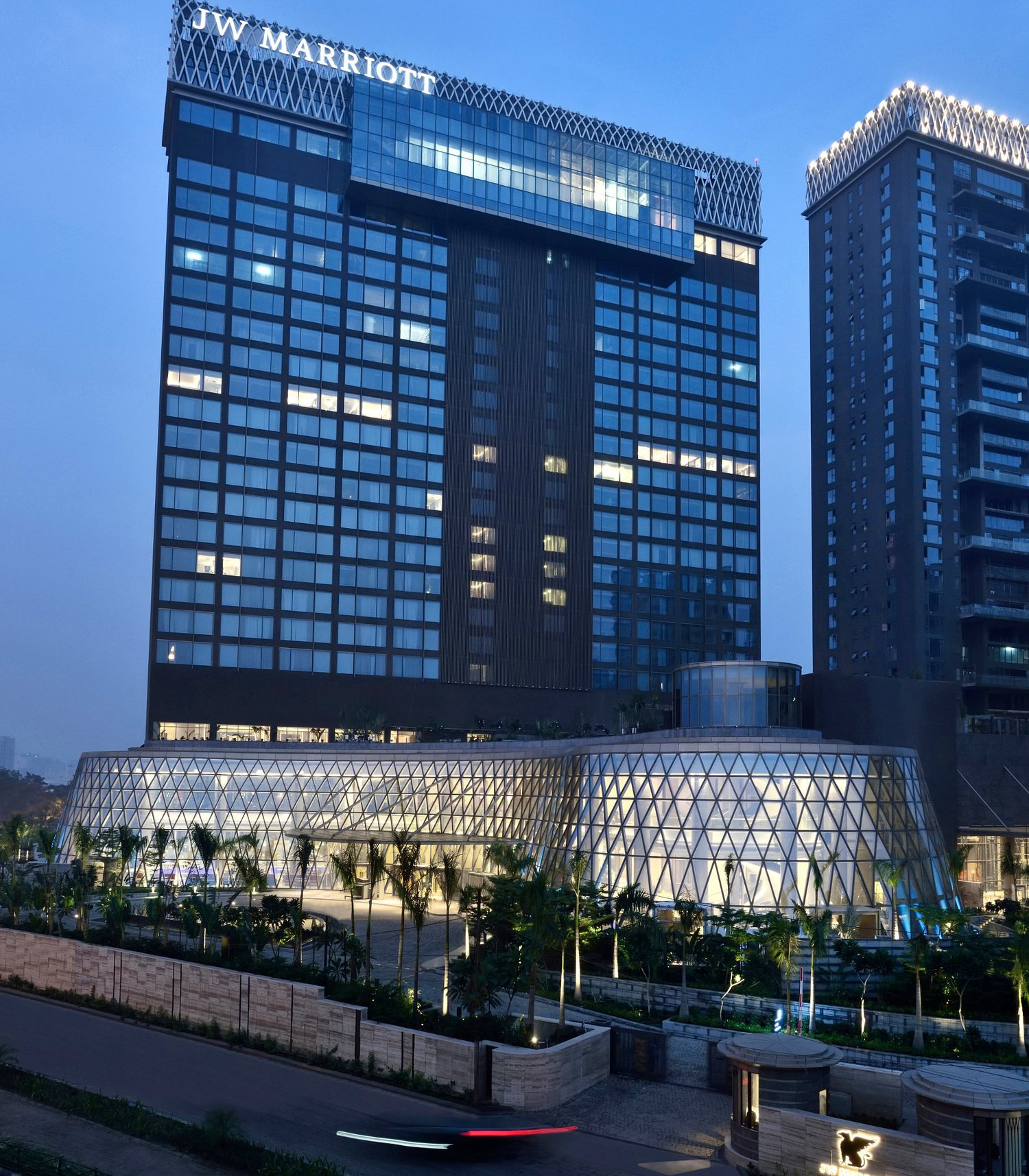 Jobs At Jw Marriott Hotel Kolkata Kolkata India