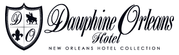 Logo for Dauphine Orleans Hotel