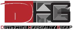 Logo for Distinctive Hospitality Group
