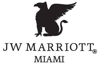 Logo for JW Marriott Miami
