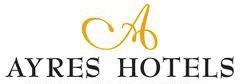 Logo for Ayres Hotel Redlands