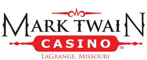 Logo for Mark Twain Casino