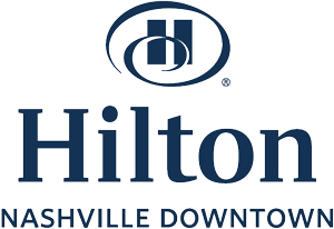 Logo for Hilton Nashville Downtown