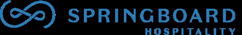 Logo for Springboard Hospitality