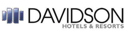 Logo for Davidson Hotels and Resorts