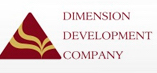 Logo for Dimension Development Company
