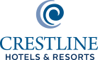 Logo for Crestline Hotels & Resorts - Virginia Beach