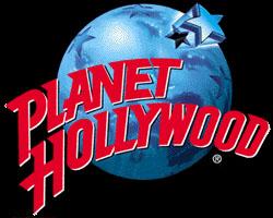 Logo for Planet Hollywood International